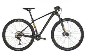 Велосипед 29″ Ghost Lector 2.9 Black-grey-yellow