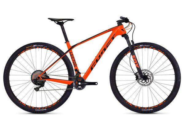Велосипед 29″ Ghost Lector 4.9 Orange-black