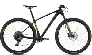 Велосипед 29″ Ghost Lector 5.9 Black-grey-yellow