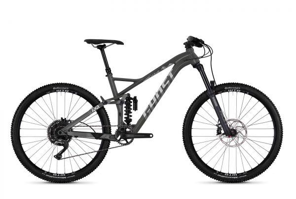 Велосипед 27,5″ Ghost Slamr 2.7 Silver-grey