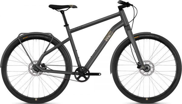 Велосипед 28″ Ghost Square Urban 3.8 Grey-black