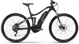 Велосипед 29″ Haibike SDURO FullNine 3.0 Black-grey