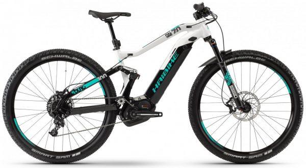 Велосипед 29″ Haibike SDURO FullNine 7.0 White-black