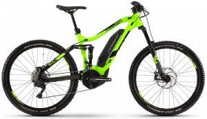 Велосипед 27,5″ Haibike SDURO FullSeven LT 4.0 Green-black-grey