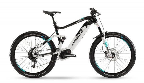 Велосипед 27,5″ Haibike SDURO FullSeven LT 7.0 White-black-heavenly