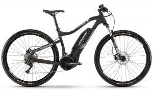 Велосипед 29″ Haibike SDURO HardNine 3.0 Black-grey-white matte