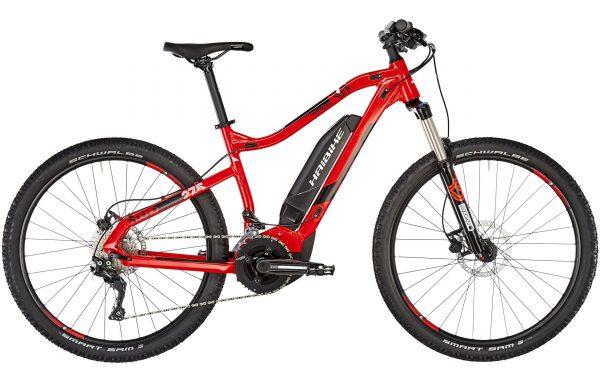 Велосипед 27,5″ Haibike SDURO HardSeven 3.0 Red-black-white