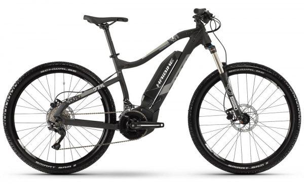 Велосипед 27,5″ Haibike SDURO HardSeven 3.0 Black-grey-white-matte