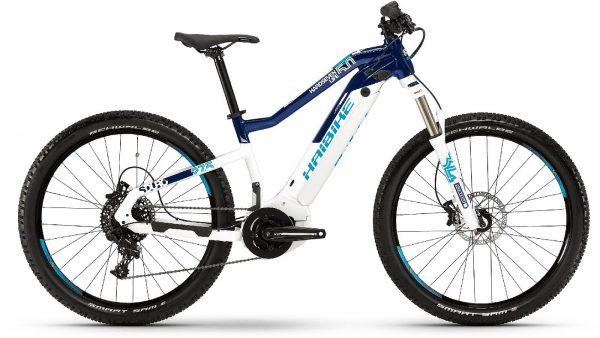 Велосипед 27.5″ Haibike SDURO HardSeven Life 5.0 White-blue