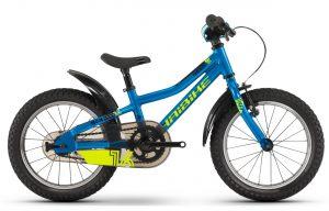 Велосипед 16″ Haibike SEET Greedy Blue-yellow