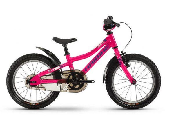 Велосипед 16″ Haibike SEET Greedy Pink