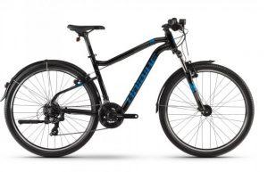 Велосипед 29″ Haibike SEET HardNine 1.5 Tourney Black-blue-titanium