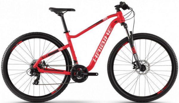 Велосипед 29″ Haibike SEET HardNine 2.0 Tourney19 HB Red-white-black matte