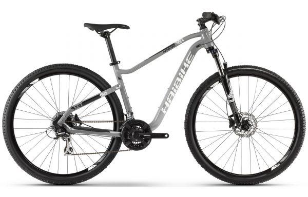 Велосипед 29″ Haibike SEET HardNine 3.0 Acera Grey-white