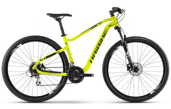 Велосипед 29″ Haibike SEET HardNine 3.0 Acera19 HB Lime-black-grey