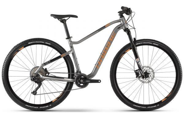 Велосипед 29″ Haibike SEET HardNine 6.0 22-G XT Grey-orange