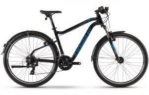 Велосипед 27,5″ Haibike SEET HardSeven 1.5 Street Tourney Black-blue
