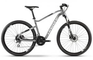 Велосипед 27,5″ Haibike Seet HardSeven 3.0 Acera Grey-white