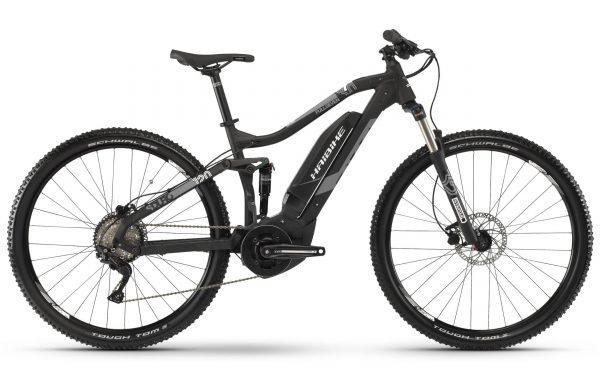 Велосипед 27,5″ Haibike SDURO FullSeven 3.0 Black-grey