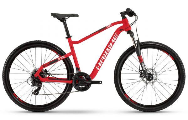 Велосипед 27,5″ Haibike Seet HardSeven 2.0 Red-white