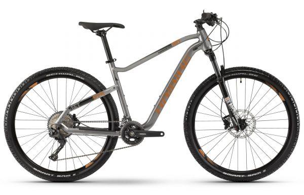 Велосипед 27,5″ Haibike Seet HardSeven 6.0 XT 19 HB Grey-orange