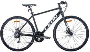 Велосипед 28″ Leon HD-80 Black-white