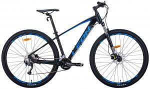Велосипед 29″ Leon TN-70 Black-blue