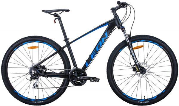 Велосипед 29″ Leon TN-80 Black-blue