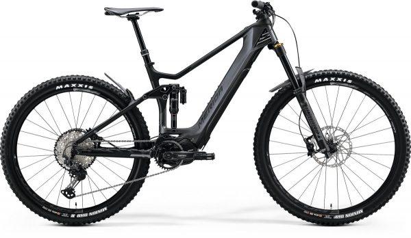 Велосипед 29″ Merida eONE-SIXTY 8000 Glossy Anthracite/matt black