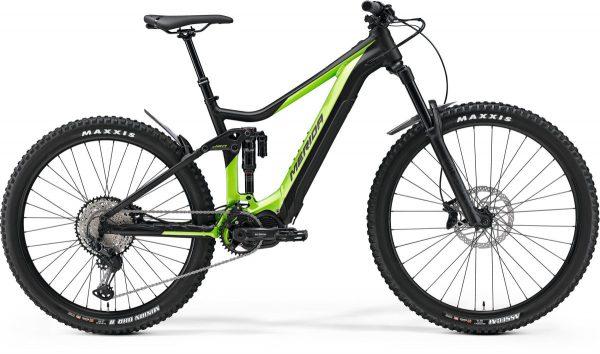 Велосипед 29″ Merida eONE-SIXTY Limited Edition Glossy Green/Mat blk