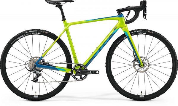 Велосипед 28″ Merida MISSION CX 8000 Green (Blue)