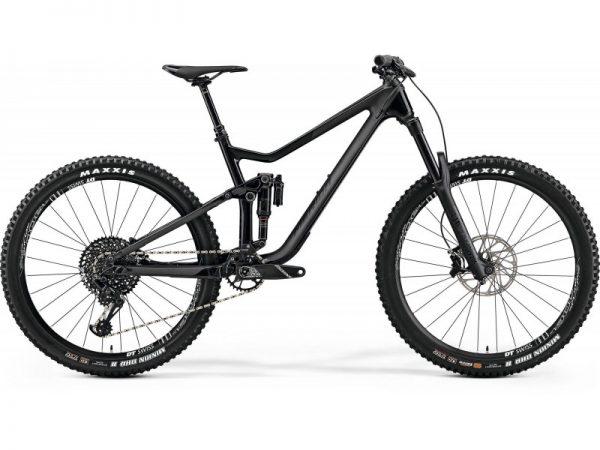 Велосипед 27.5″ Merida ONE-SIXTY 6000 M(17″) SHINY/MATT BLACK