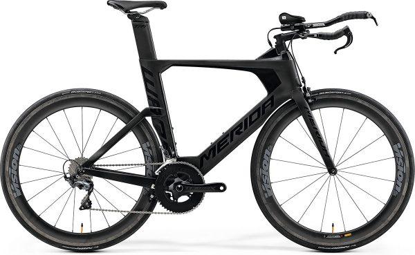 Велосипед 28″ Merida Warp 5000 Matt UD/Shiny black