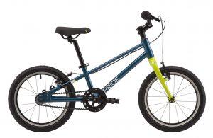 Велосипед 16″ Pride Glider Blue-yellow 2020