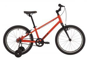 Велосипед 20″ Pride Glider 2.1 Red-black 2020