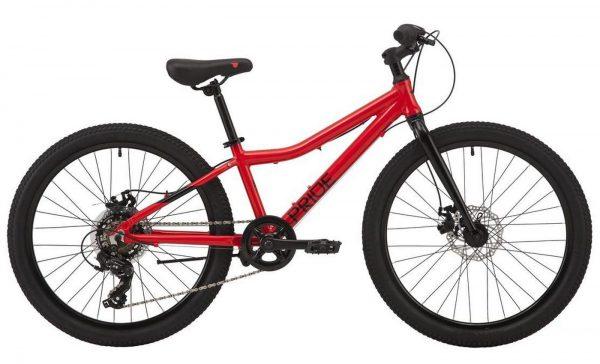 Велосипед 24″ Pride Marvel 4.1 Red-black 2020