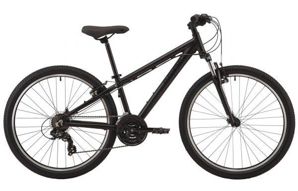 Велосипед 26″ Pride Marvel 6.1 Black 2020