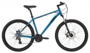 Велосипед 27,5″ Pride Marvel 7.2 Blue-black 2020