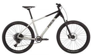Велосипед 27,5″ Pride Revenge 7.2 Black grey 2020