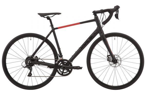 Велосипед 28″ Pride Rocket Grey-red 2020