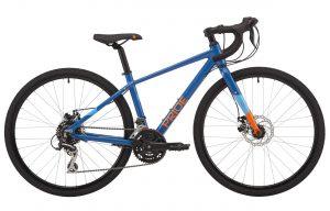 Велосипед 26″ Pride Rocx 6.1 Blue-orange 2020