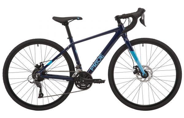 Велосипед 27,5″ Pride Rocx 7.1 Blue 2020