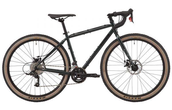 Велосипед 29″ Pride Rocx Dirt Tour Dark-green 2020