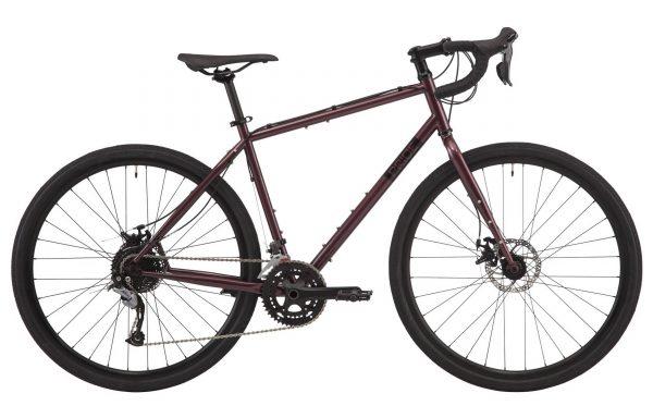 Велосипед 28″ Pride Rocx Tour Bordovyy 2020