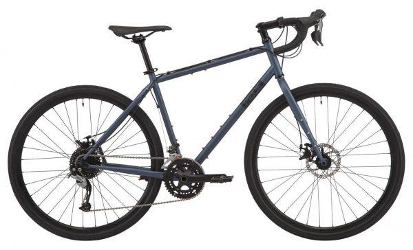 Велосипед 27,5″ Pride Rocx Tour Blue matte 2020