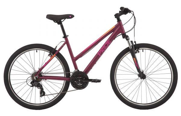 Велосипед 26″ Pride Stella 6.1 Pink 2020