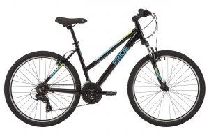 Велосипед 26″ Pride Stella 6.1 Black-blue 2020