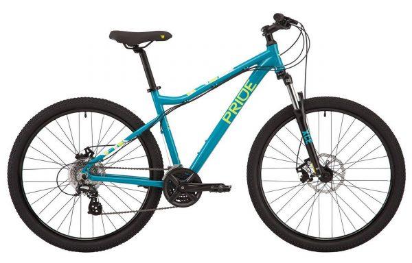 Велосипед 27,5″ Pride Stella 7.2 Biryuzovyy 2020