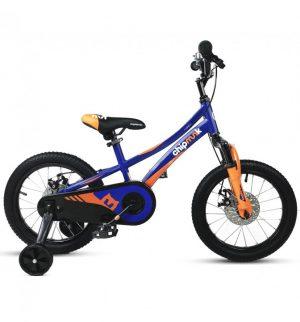 Велосипед 16″ RoyalBaby Chipmunk EXPLORER, Official UA Blue
