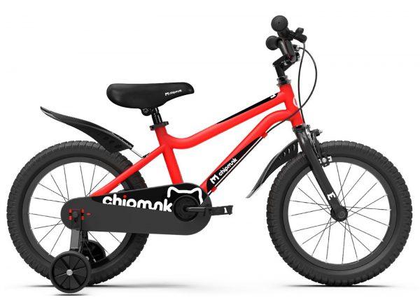 Велосипед 14″ RoyalBaby Chipmunk MK, Official UA Red